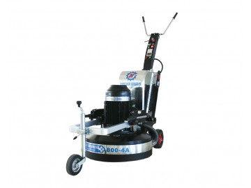 High Tech Grinding Series HTG-800 4A Floor Grinder