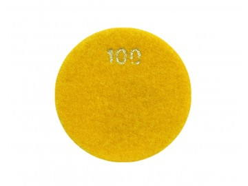 HTG-088-4B Resin Diamond Polishing Pads