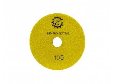 HTG-4CWA Resin Diamond Polishing Pads