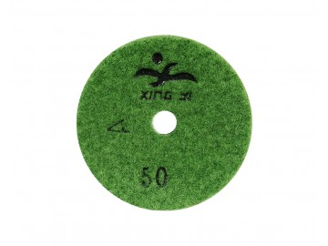 HGT-JA Resin Diamond Polishing Pads 3""